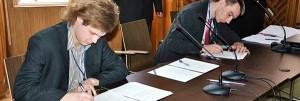 podpisywanie dokumentów PROM